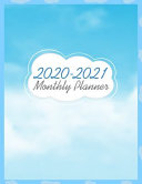 2020 - 2021 Monthly Planner