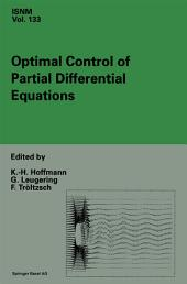 Optimal Control of Partial Differential Equations: International Conference in Chemnitz, Germany, April 20-25, 1998