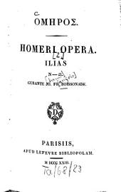 Homēros: Ilias N - Ō, Τόμος 2