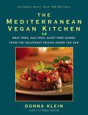 The Mediterranean Vegan Kitchen