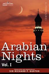 Arabian Nights, in 16 volumes: Volume I, Volume 1