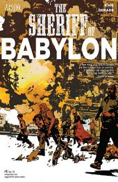 Sheriff of Babylon (2015-) #8
