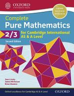 Complete Pure Mathematics 2 & 3 for Cambridge International AS & A Level