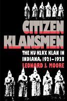 Citizen Klansmen PDF