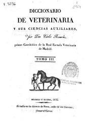 Diccionario de veterinaria y sus ciencias auxiliares: E-H