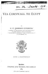 Via Cornwall to Egypt