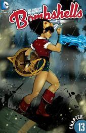DC Comics: Bombshells (2015-) #13