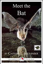 Meet the Bat: A 15-Minute Book For Early Readers: Educational Version