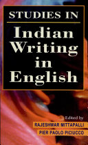 Studies in Indian Writing in English