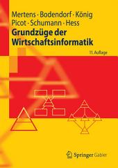 Grundzüge der Wirtschaftsinformatik: Ausgabe 11