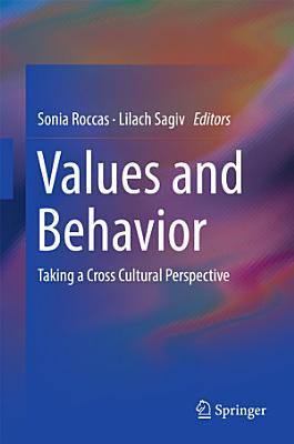 Values and Behavior