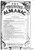 The Tribune Almanac and Political Register PDF