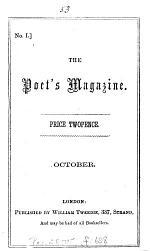 The Poet's magazine