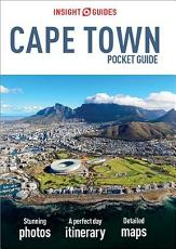 Insight Guides Pocket Cape Town  Travel Guide eBook  PDF
