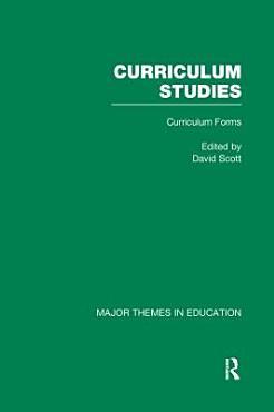 Curriculum Studies  Curriculum forms PDF