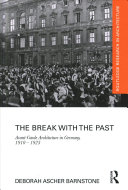 The Break with the Past