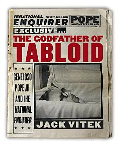 The Godfather of Tabloid Book