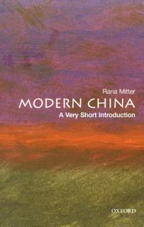 Modern China  A Very Short Introduction Book