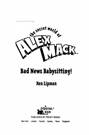 Bad News Babysitting