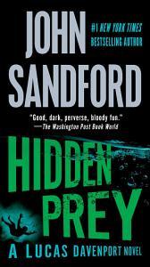 Hidden Prey Book