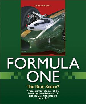 Formula One   The Real Score  PDF