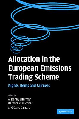 Allocation in the European Emissions Trading Scheme PDF