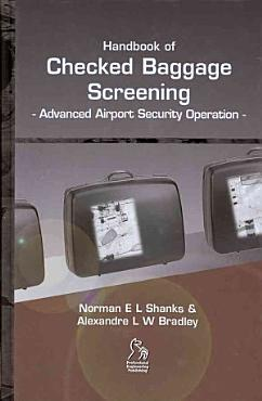 Handbook of Checked Baggage Screening PDF