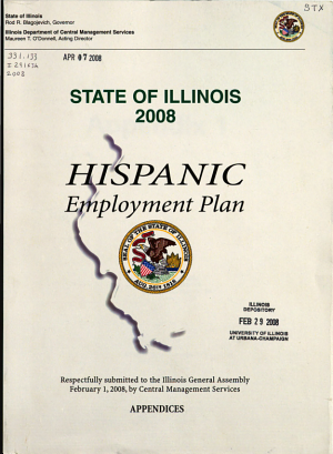 Hispanic Employment Plan PDF