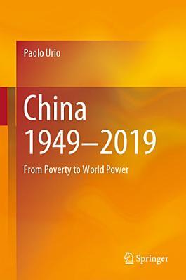 China 1949   2019