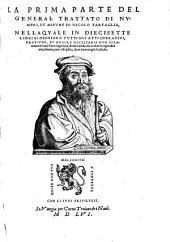 General trattato di numeri et misure: Volume 1