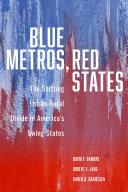 Blue Metros, Red States