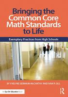 Bringing the Common Core Math Standards to Life PDF