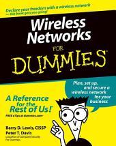Wireless Networks For Dummies
