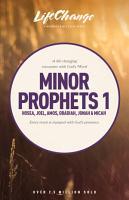 Minor Prophets 1 PDF