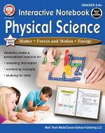 Interactive Notebook: Physical Science, Grades 5 - 8