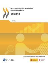 OCDE Cooperación al Desarrollo Examen de Pares España 2016