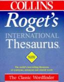 Collins Roget s International Thesaurus PDF