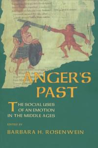 Anger s Past Book