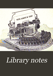Library Notes: Volume 4