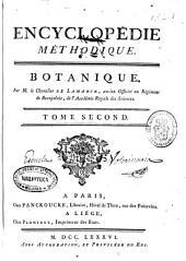 Encyclopédie méthodique: Botanique, Volume2