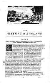 The History of England: Volume 1