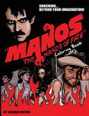 Manos the Hands of Fate Adult Coloring Book PDF