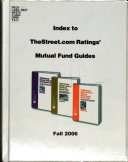 Index to TheStreet com Ratings  Mutual Fund Guides PDF