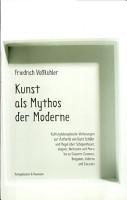 Kunst als Mythos der Moderne PDF