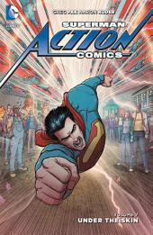Superman - Action Comics Vol. 7: Under the Skin