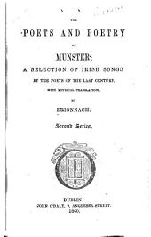 The poets and poetry of Munster: a selection of Irish songs