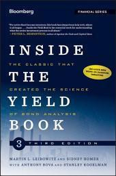 Inside the Yield Book: The Classic That Created the Science of Bond Analysis, Edition 3
