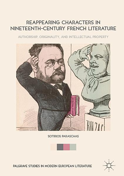 Download Reappearing Characters in Nineteenth Century French Literature Book