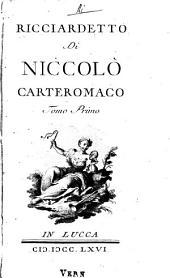 Ricciardetto: Volume 1