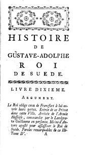 Histoire de Gustave-Adolphe, roi de Suede: Volume4